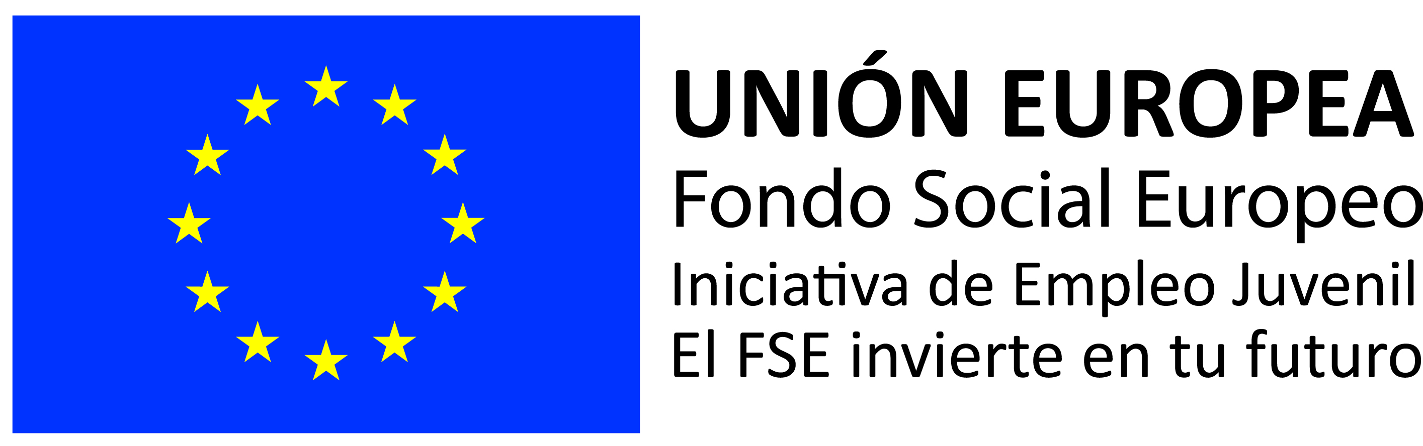 Logotipo FSE Empleo Juvenil