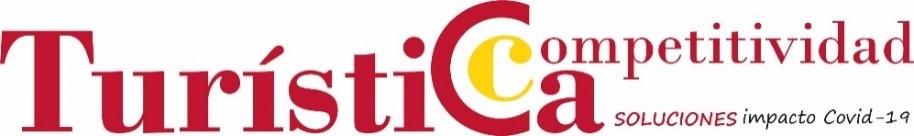 Logo Competitividad Turistica 2020