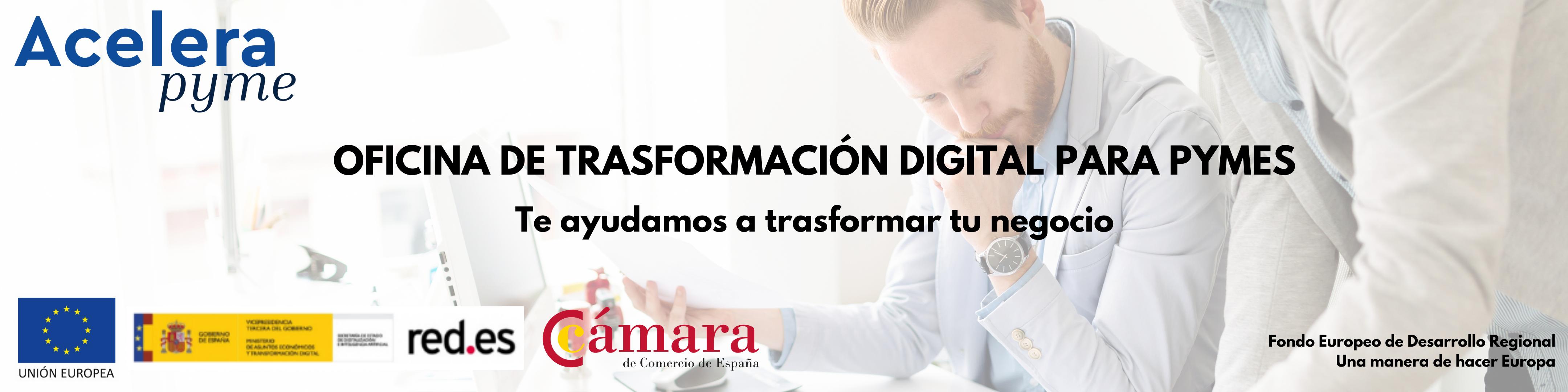 OFICINA DE TRANSFORMACIÓN DIGITAL PARA PYMES 1