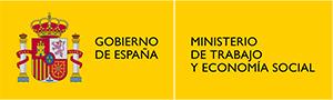 Logotipo del Ministerio de Trabajo y Economía Social